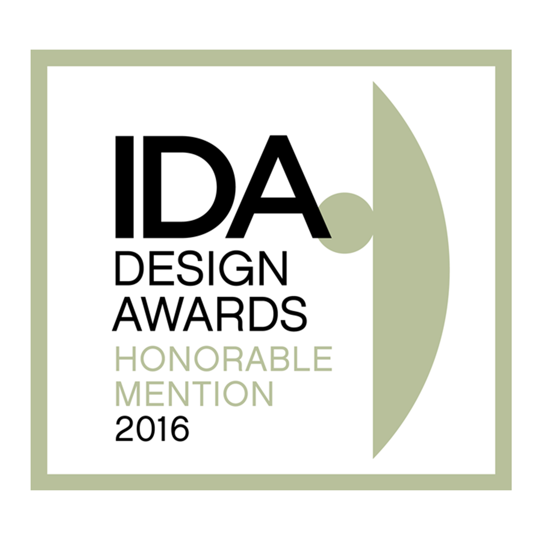 Honorable Mention, Residential Interior Design The 9th Annual International Design Award 2016 (IDA)