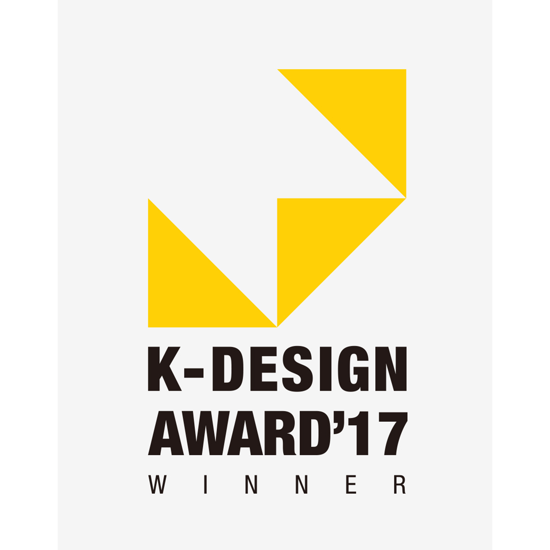 Bronze Winner, K-Design Award 2017