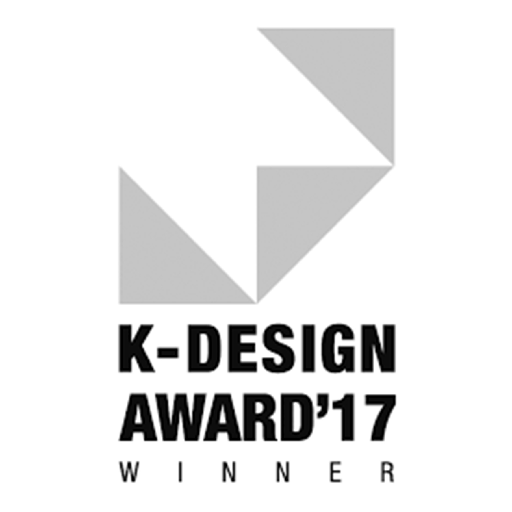 Award Winner, K-Design Award 2017