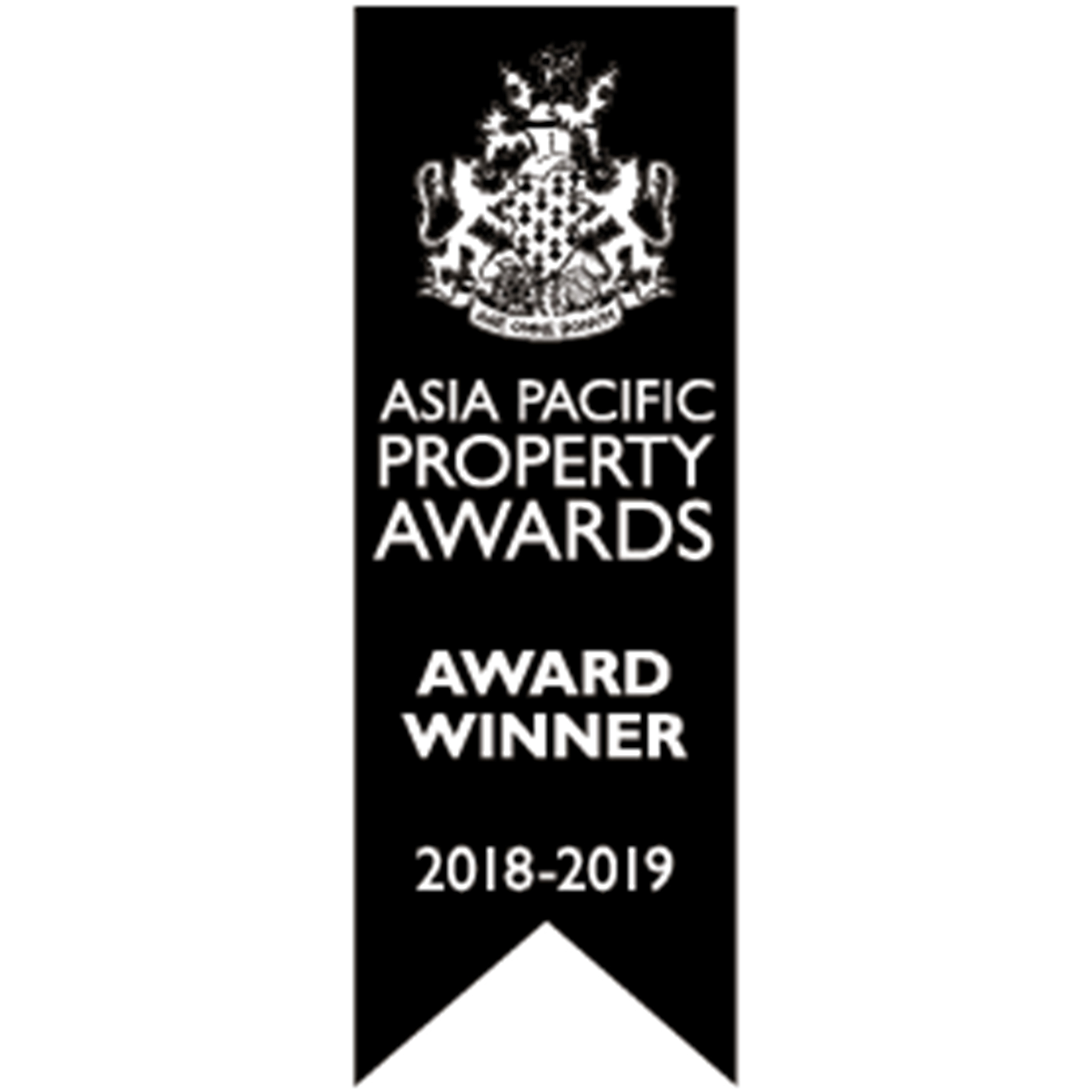 2018-2019 Asia Pacific Property Award - Interior Design Apartment category for Macau(澳门住宅大奖)